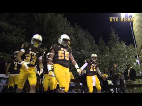 Inside Wyoming Football with Craig Bohl (9.3.15)