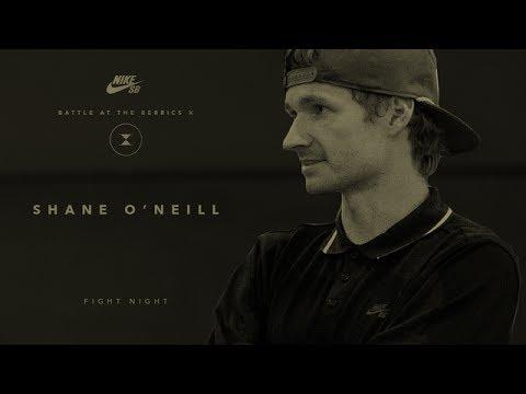 BATB X | Shane O'Neill: Fight Night