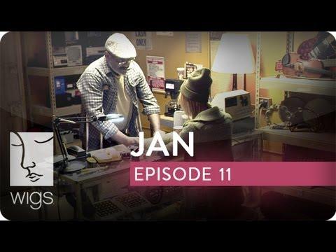 Jan | Ep. 11 of 15 | Feat. Caitlin Gerard, Stephen Moyer & Virginia Madsen | WIGS