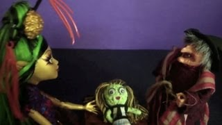 "MONSTER HIGH.LA SERIE.2ª TEMPORADA.""FRANKIE VUDÚ"". Capítulo 8"