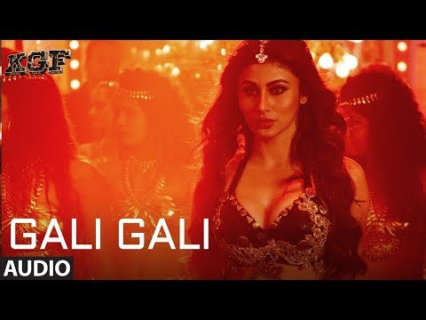 Gali Gali Full Audio Song | KGF | Neha Kakkar | Mouni Roy | Tanishk Bagchi | Rashmi Virag |T-SERIES