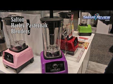 IHHS 2016   Salton Harley Pasternak Blender   International Home + Housewares Show