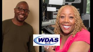 Patti Jackson Interviews Filmmaker Neil Drumming on WDAS-FM
