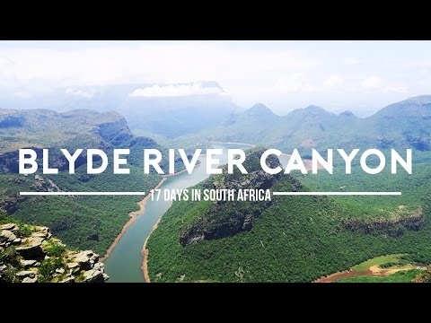 #6 Blyde River Canyon | 17 days in South-Africa