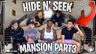 Part 3 Hide And Seek FT: Ceynolimit, JaiSavage,Desi Des, Babyfacejase and The Jon Family