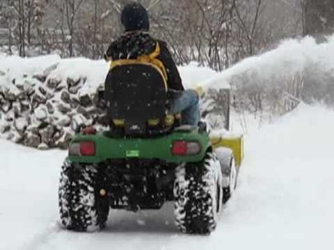 JohnDeere Snowblower