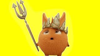 SUNNY BUNNIES - EL REY | Dibujos animados divertidos para niños | WildBrain