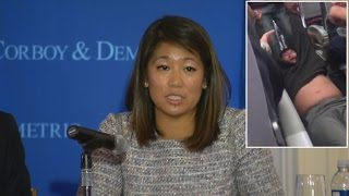 Daughter of Doctor Dragged Off United Flight: