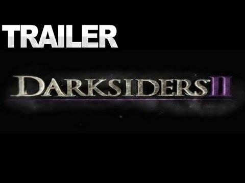Darksiders II: Death Strikes Pt. 1 - CGI Trailer
