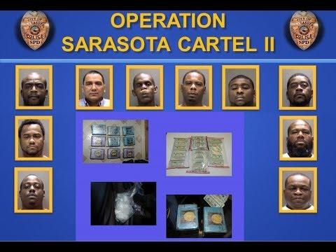 Operation Sarasota Cartel II - February 4, 2014