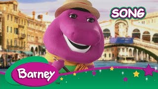 🎸 Barney Sing-along Songs: France, Pizza and Italy! 🌎