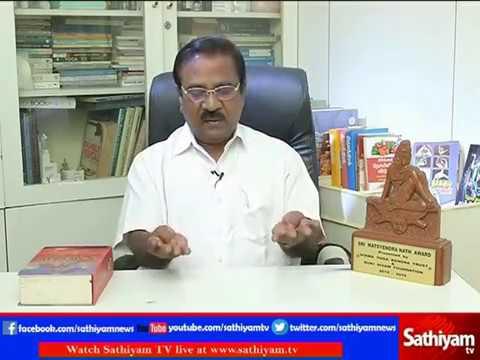 Dr. John B Nayagam speaks about Tantra Yoga - Part 2 (Tamil) thumbnail