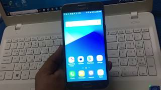 SAMSUNG Galaxy J3 Prime FRP/Google Lock Bypass Android 7.0 WITHOUT PC | J327T FRP Unlock