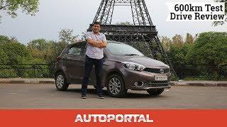 Tata Tiago 600km test drive review - Autoportal