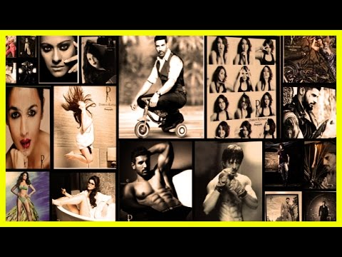 HOT PhotoShoot [Behind The Scenes] Full Making Video by Dabboo Ratnani's Calendar 2015 !
