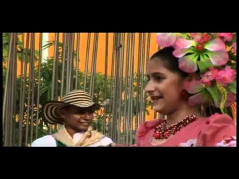 CARNAVAL DE LOS NIÑOS 2012 ARMANDO GOMEZ Y VANESSA CARREÑO - REYES.