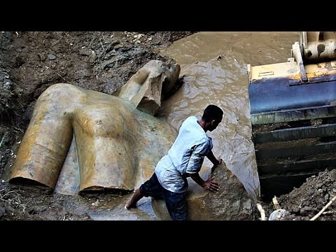 10 Recent Mysterious Archaeological Discoveries