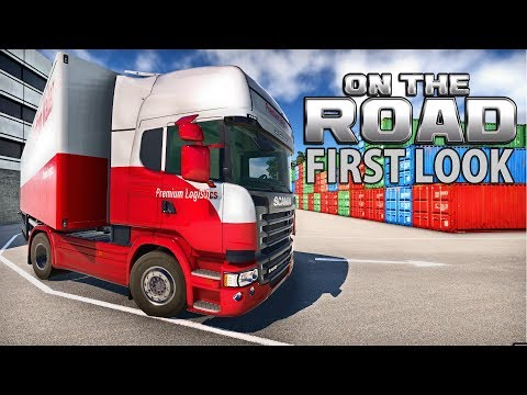 ON THE ROAD | Advanced Early Access | FIRST LOOK