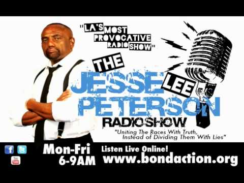 Discussing Chick-Fil-A, Racism & More w/ Angry Black Callers - The Jesse Lee Peterson Show