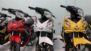 Hỏi giá xe Exciter 135 tháng 7 tại Giang Spark, trao đổi xe cũ | MKT