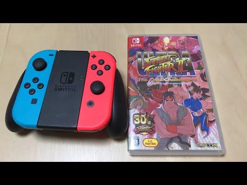 朝までウル2(*・ω・)ノ Ultra Street Fighter II: The Final Challengers