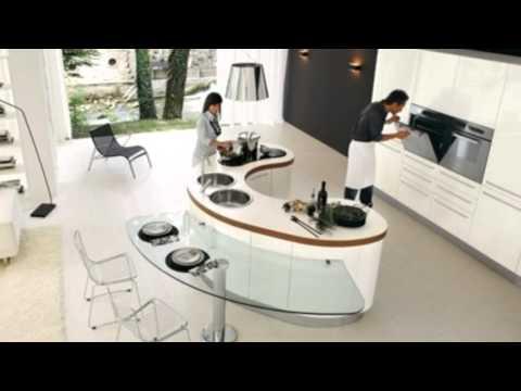 Cocinas modernas imagenes y fotos youtube - Ver cocinas modernas ...