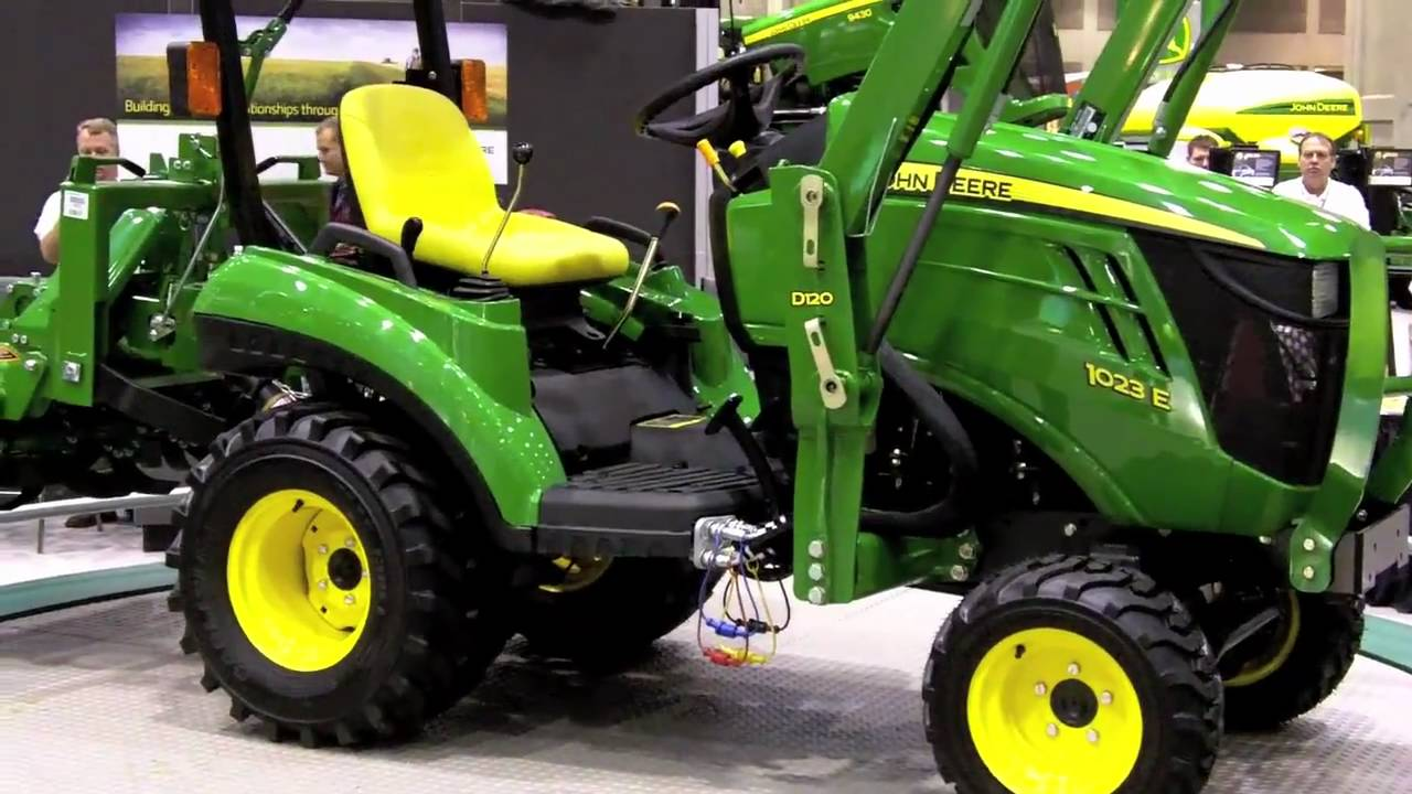John Deere 1025r Or 2025 R | Autos Post