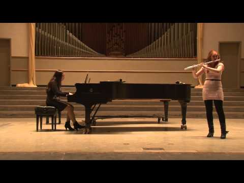 2015 Qcsyes Concerto Competition Finals, Gabriella Nisly, Flute video
