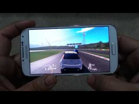SAMSUNG GALAXY S4 GAMING REVIEW 1