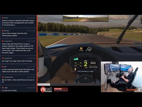 Installation. Drivers and Firmware update of the Thrustmaster T-GT