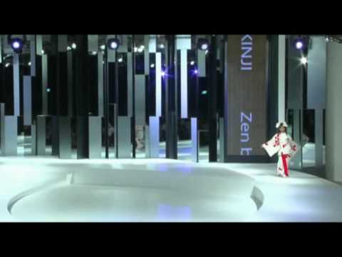 HONG KONG FASHION WEEK 2010 - KINJI S/S 10 FASHION SHOW ( Part two )
