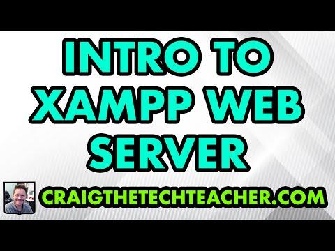 Introduction To XAMPP Web Server