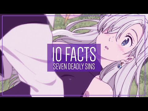 THE SEVEN DEADLY SINS HENTQI