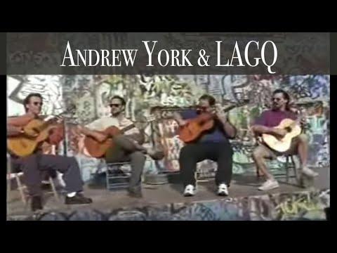 LAGQ 1995 promo video