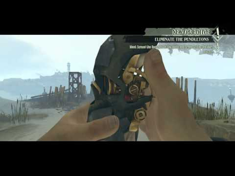 Dishonored speedrun [42:59] single-segment
