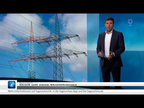Handelsstreit Türkei-USA, Börsen-Schalte, massiver Stromtrassen Ausbau