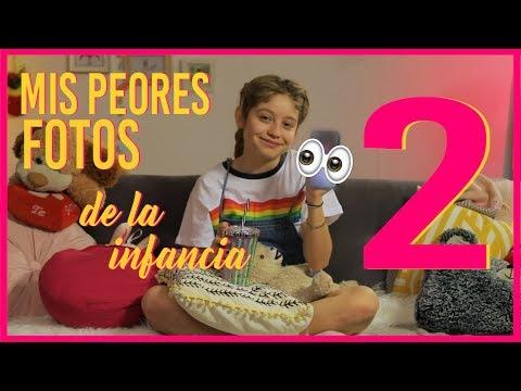 Karol Sevilla I Mis Peores Fotos de la Infancia 2 I #MisPeoresFotosInfancia2