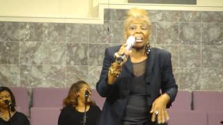 "Vanessa Bell Armstrong Singing ""Prayer Still Works"""