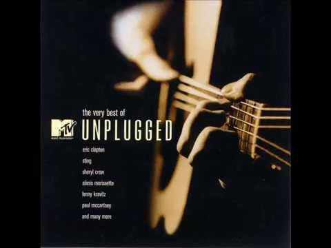 THE VERY BEST OF MTV UNPLUGGED -- ALBUN COMPLETO