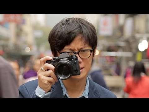 We take a look at Fujifilm's latest X-series camera - the X-T1(http://bit.ly/Fuji-XT1). It's an eagerly anticipated mirrorless camera but is it as good as pe...