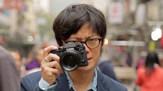 Fujifilm X-T1 Hands-on Review