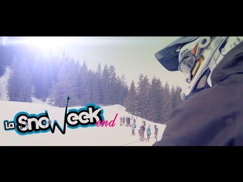 Snoweek end 2015: la vidéo Officielle