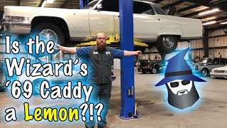 CAR WIZARD Shows What Makes a Classic Car a Deal or a Steal!