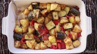 How to Make Zucchini Potato Bake | One Pan Recipes | Allrecipes.com