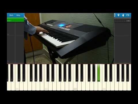 yeh dosti (sholay) piano