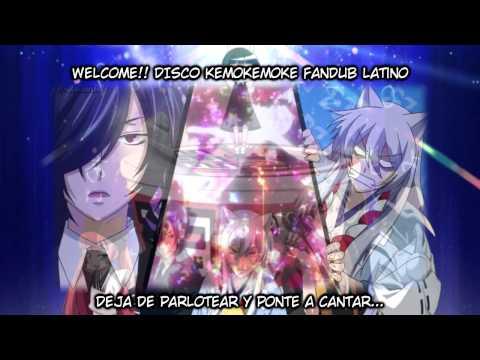 【Gugure! Kokkuri-san Opening】 Welcome!! DISCO Kemokemoke - Fandub Español Latino