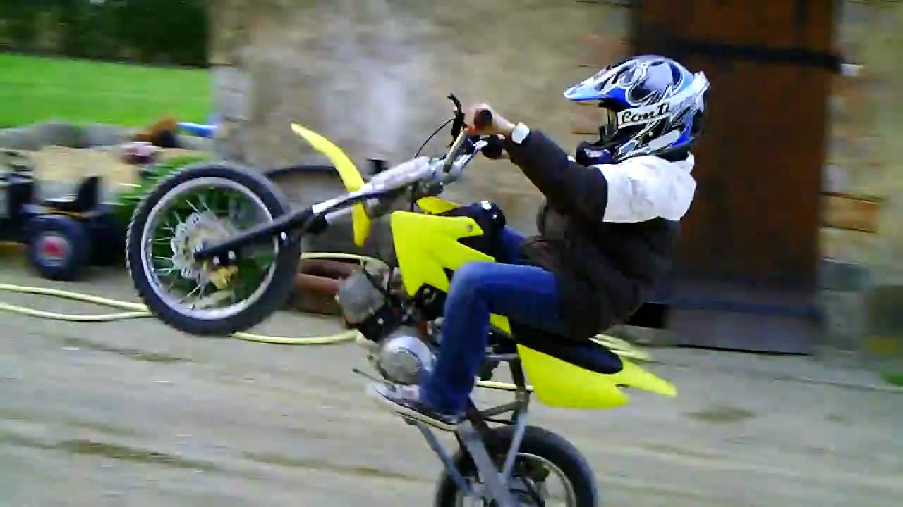 Dirt Bikes Youtube stunt dirt bike