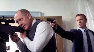 Crime Centric: The Blacklist Season 3 Finale + Carter Has A Crush