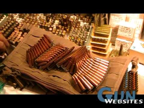 7.62x39 Ammo Bandoleers for SKS & AK47