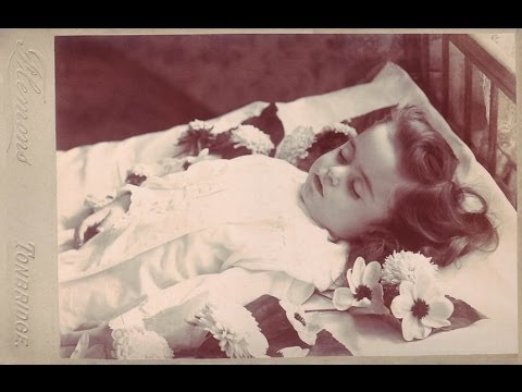 Fotografía Post Mortem | Los Libros De La Muerte. video